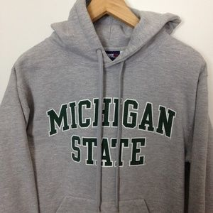Michigan State University Unisex S Sweatshirt